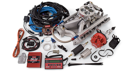 Edelbrock 35410 Pro-Flo 2 Fuel Injection System