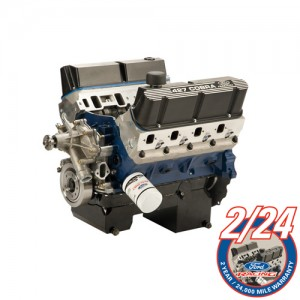 Figure 2 - Ford X-Head 427 M-6007-X427RFT Engine