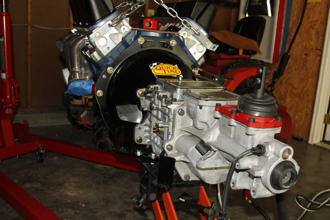 Ford engine tranny swaps in mustang